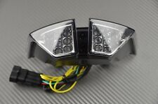 Tail light LED smoke with integrated turn signal MV Agusta F4 1000 RR F4RR 11 16