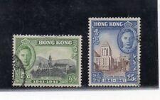 Hong Kong Monarquia Valores del año 1941 (DJ-886)