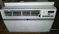 LG 550-sq ft Window Air Conditioner 115-Volt; 12000-BTU ENERGY STAR LW1216ER