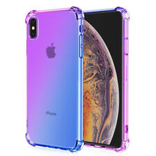 For iPhone XR, X/XS, XS Max Shockproof Ultra Thin Slim Clear Phone Case Cover