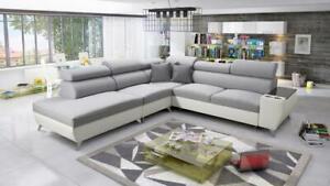 Brand New Corner Sofa Bed With Storage Modivo IX