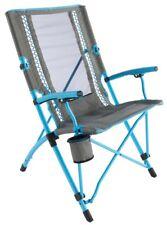 Coleman Chaise de Camping Bungee pliante Bleu