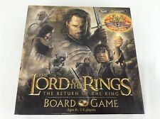 Lord of the Rings Return of the King Board Game - Never Played