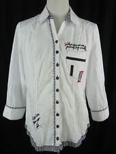 Bonita locker sitzende 3/4 Arm Damenblusen, - tops & -shirts