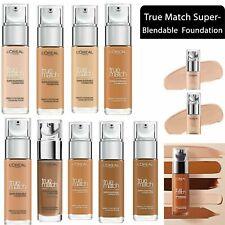 L'OREAL True Match Super-Blendable Foundation 30ml - NEW CHOOSE SHADE