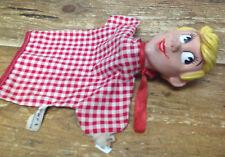 Walt Disney Puppet Gund Swedin Wart Arthur Pendragon Vintage Sword in the Stone