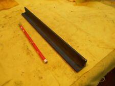 "A-36 STEEL ANGLE tool die machine shop stock fab 1//4/"" x 3/"" x 4/"" x 12/"" OAL"
