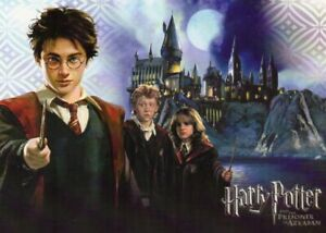 Harry Potter & The Prisoner Of Azkaban    Individual Cards