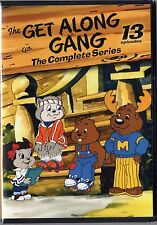 The Get Along Gang (DVD) Complete Series  13 Episodes  BRAND NEW