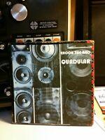 "ENOCH THE RAD ""Quadular""  Q4 QUADRAPHONIC Modular Synth blend Reel Tape  (2019)"