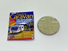 Handmade 1:12th Scale Miniature Dolls House Practical Caravan Magazine