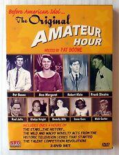 The Original Amateur Hour 1930-1990 (DVD, 2005, 2-Disc Set) ~ New Sealed ~ Rare