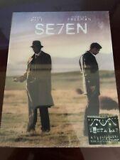 Sealed Se7en (Seven) Manta Lab Exclusive Single Lenticular Steelbook