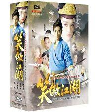 Swordsman (笑傲江湖 2013) TAIWAN TV DRAMA COMPLETE 21-DVD