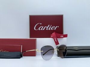 Occhiali Cartier Panthere CT0269S 100% Genuine Sunglasses Lunettes Frames