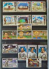 Duzik: Ras Al Khaima Mixed Selected Stamps (No044) *