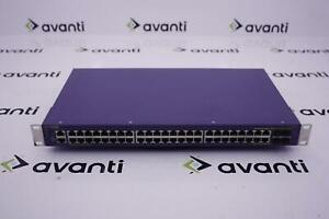 Extreme Networks Summit X440-48p - switch - 48 ports