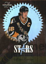 1995-96 (PENGUINS) Leaf Limited Stars of the Game #1 Mario Lemieux /5000