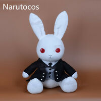 Black Butler Anime Cosplay Sebastian Michaelis Rabbit Plush Toy Doll Collection