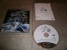 JEU PS3 JAP: ANOTHER CENTURY'S EPISODE R - Complet TBE