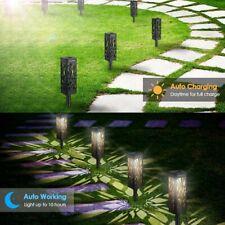 LED Solar Light Garden Yard Patio Pathway Lawn Lamp Landscape Outdoor Waterproof