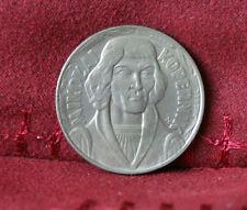 Poland 10 Zlotych 1959 Large World Coin Polish Y51 Mikolaj Kopernik Copernicus