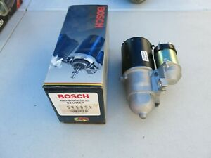 BOSCH Starter Motor Reman fits Buick,Isuzu,Chevy,Cadillac,Oldsmobile (SR565X)