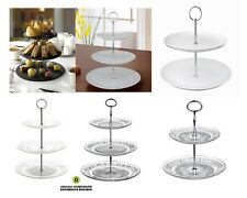 Ariana® 3 Tier Cake Stand Afternoon Tea Wedding Plate Party Tableware Display