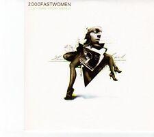 (DZ129) 2000 Fastwomen, Letters Fron Vienna - 2009 DJ CD