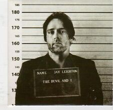 (EJ844) Jay Leighton, The Devil And I - 2013 DJ CD