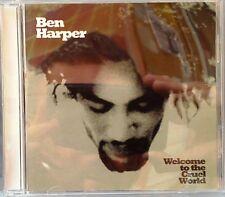 Ben Harper - Welcome To The Cruel World (CD 1994)