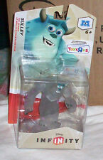 DISNEY INFINITY SULLEY CLEAR EXCLUSIVE GAMING FIGURE PS3 PLAYSTATION 3 XBOX 360