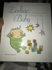 Zodiac Baby Sarah Bartlett