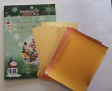 K.Jittenmeier, 3D Bastelbuch -Weihnachten + Kartenpapiere DIN A 5