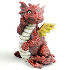 Miniature Dollhouse Fairy Garden Red Garden Dragon