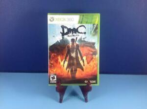 Devil May Cry DmC New Factory Sealed Microsoft Xbox 360