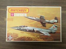 VINTAGE MATCHBOX  STARFIGHTER 1/72 Scale PK28 UNMADE KIT COMPLETE.