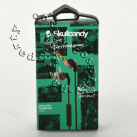 Skullcandy XTplyo Active Sport In-Ear Bud Headphones w/Mic - Black / Swirl