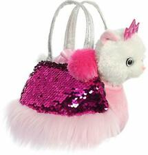 """Aurora - Shimmers Fancy Pals - Pet Carrier - Princess Kitty - 7"""""""