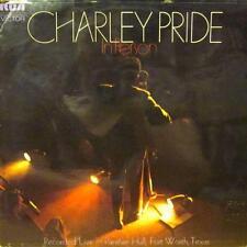 Charley Pride(Vinyl LP)In Person-RCA -LSA 3100-UK-VG/VG