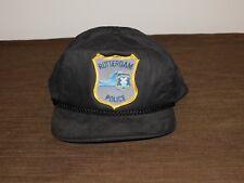 POLICE BASEBALL CAP HAT ROTTERDAM NY  NEW YORK  NEW UNUSED