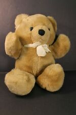 "Vintage 1986 Dakin Musical Brown Teddy Bear ""When you Wish Upon A Star""  plush"