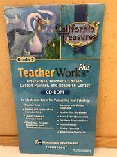 Macmillan California Treasures Grade 2 Teacher Works Plus - Teacher's Resources