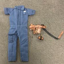 SQ-JKSET: Custom 1/12 worksuit & tool belt for Mezco One:12 Joker (No figure)