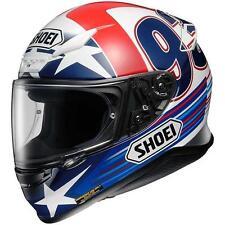 Shoei RF-1200 Indy Marquez Helmet TC-2 SMALL