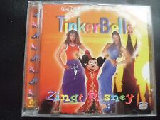 WALT  DISNEY  -   TINKER  BELLS  zingt  DISNEY ,   CD  1998 ,   NEDERLAND ,