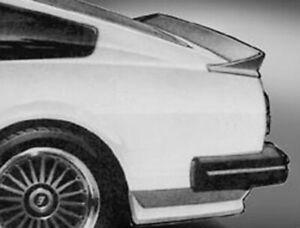 Fits 79-83 Datsun 280ZX Coupe Xenon Urethane Flush Rear Trunk Spoiler NEW 5139