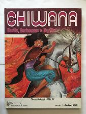 BD CHIWANA 2 BARILS BARBOUZES BARILLETS 1985 ILLUSTRE MALIK ACTION N°22