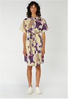 "🌈  [New] Gorman ""Stork Talk"" Kimono Shift Cotton Shirt Dress Size M 10/12  🌈"