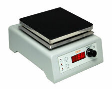 New magnetic stirrer ceramic hotplate mixer full digital up to 550C from Sydney